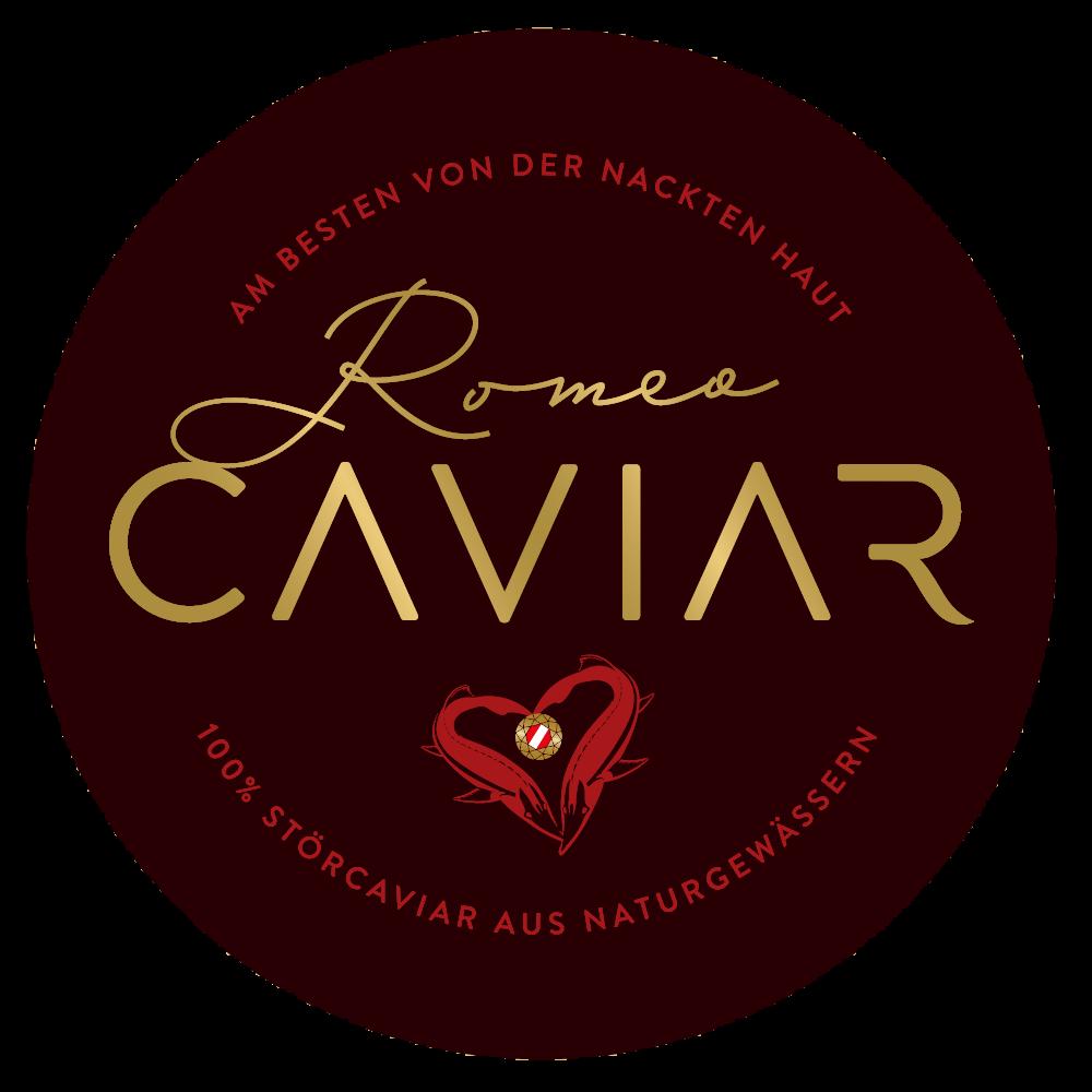 Romeo Caviar • Ein Hauch Verführung •100% Störcaviar aus Naturgewässern